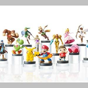 All Amiibo Figures